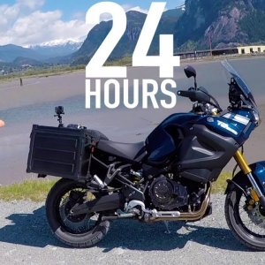 24 Hours on the Yamaha Super Ténéré